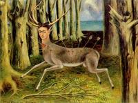 'La Venadita' by Frida Kahlo