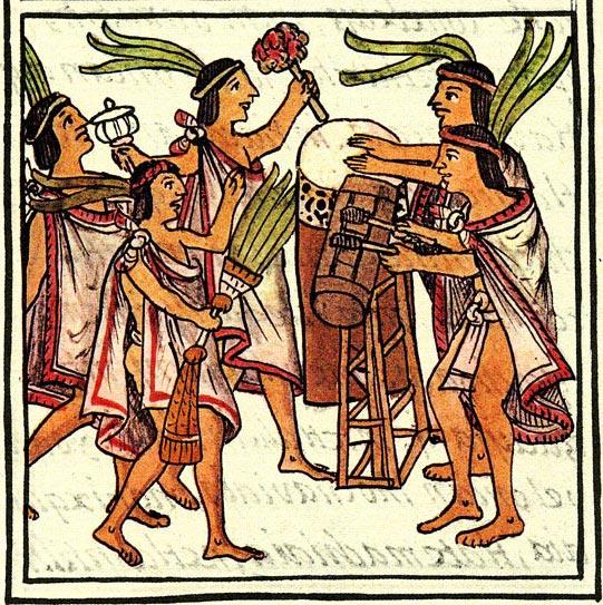 Aztecs Dance