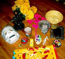 Day of the Dead artefacts pack