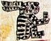 Small rabbit image from the Codex Borgia