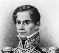 18. General Santa Anna