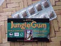 33. Fair trade 'Jungle Gum'