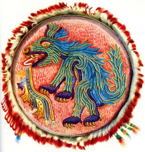 Aztec Feathered Shield by kiara dailer on Prezi