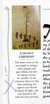 'A Deadly Ceremony'?