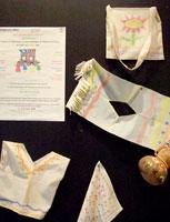 Summer school project work on the Aztecs, Templo Mayor Museum