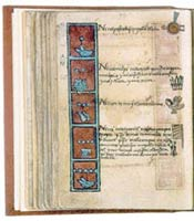 Pic 2: The entry for 3 Flint 1508 from Codex Aubin
