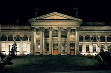 World Museum Liverpool at night