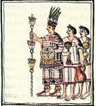 Pic 3: The festival of Tecuilhuitontli; Florentine Codex Book 2
