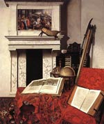 Pic 12: 'Still-life with Rarities' by Jan van der Heyden, 1712