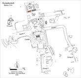 Pic 5: Xunantunich site map