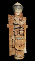Pic 7: Censer stand from Palenque