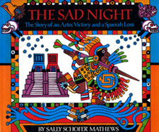 'The Sad Night' by Sally Schofer Mathews