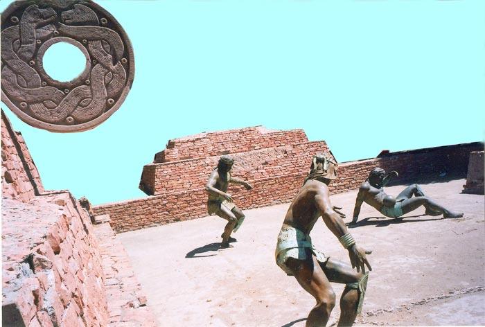 an analysis of the mesoamerican ballgame ullamaliztli The sport of life and death : the mesoamerican ballgame  the modern ballgames of sinaloa: a survival of the aztec ullamaliztli / ted jj leyenaar .