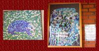 Mosaics, mosaics, mosaics...