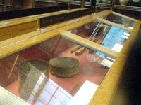 Tizoc Stone wax model, British Museum