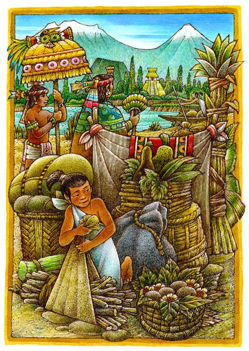 Azteca Food Market