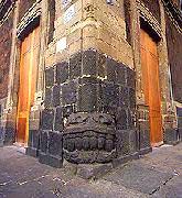 Picture 1: The ultimate Aztec cornerstone!