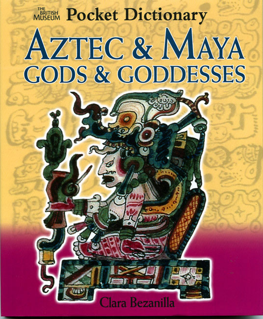 Ideas for DRAWING AN AZTEC GOD...