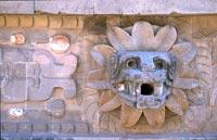 Pic 7: 'La Serpiente Enplumada', Teotihuacán