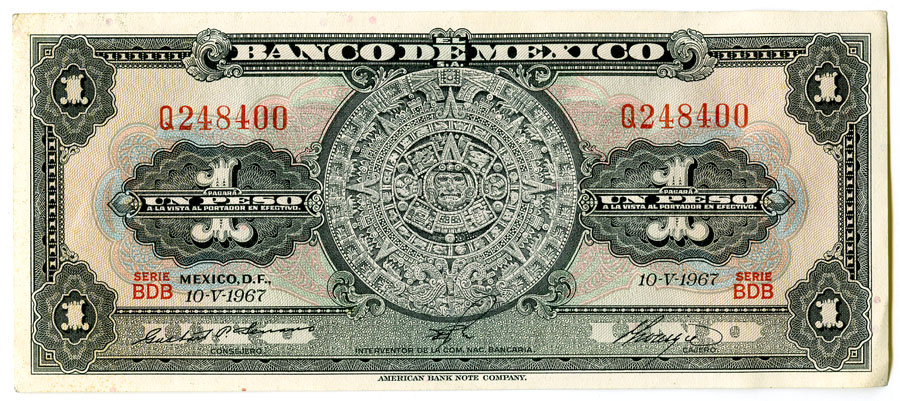 Mexican Bank Notes