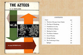 Cottie Burland's 1961 book on the Aztecs for young people