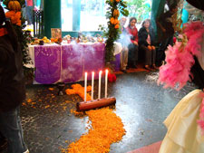 Pic 3: Preparations for the Day of the Dead, Xico, Jalapa