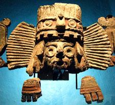 Pic 11: Tlaloc, Templo Mayor Museum