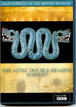 Pic 9: 'The Aztec Double-headed Serpent' DVD