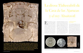 Pi 4: López Lujan and Matos Moctezuma describe the discovery of the Tlaltecuhtli monolith, Arqueología Mexicana, no. 83 (2007), pp.22-23; note its comparative size!