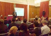 Dr. Raúl Medina Mora, BETT 2007 seminar