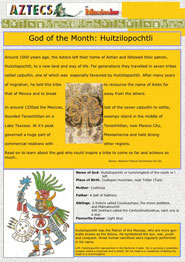 Page 1 of 4 of the full Huitzilopochtli downloadable feature