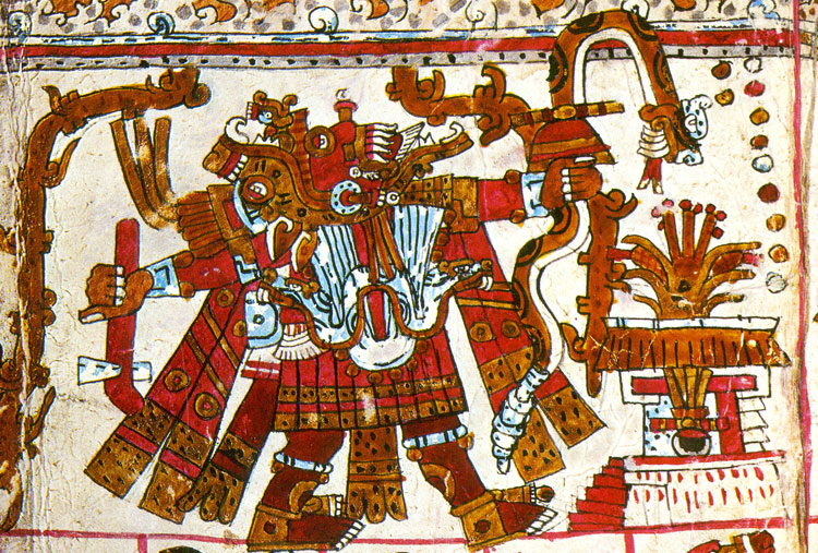 God Of The Month Tlaloc 1