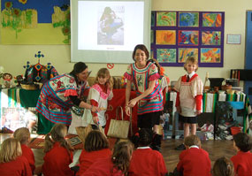Our KS1 Geography programme is now being enthusiastically and professionally led by Deborah Tyler and Jimena Larraguivel