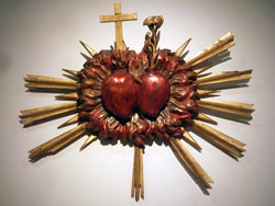 Pic 20: 'Hearts of Mary and Jesus', Royal Museum of Art and History, Brussels