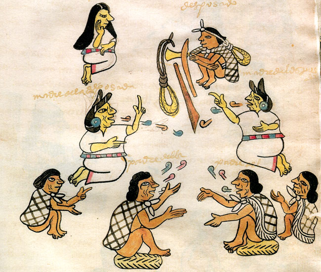 the traditional aztec way of life Lifestyles of the ancient maya the object of the game was to hit a rubber ball through a small stone ring that way placed midway ancient maya inca aztec.