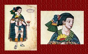 Pic 4: Tlacatecatl Lord, Codex Ixtlilxóchitl, folio 108r