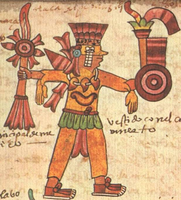 God of the month: Xipe Totec