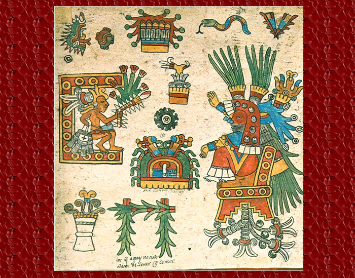 Goddess of the Month: Xochiquetzal