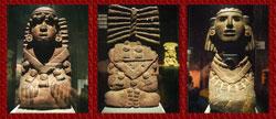 Pic 5: The Aztec goddess Chalchiuhtlicue