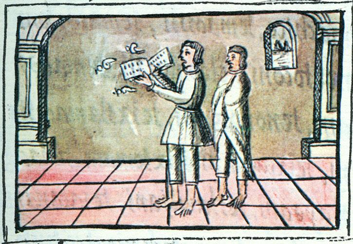 Aztec Poetry (1): Intro