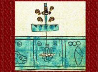New Fire Ceremony year (2-Reed), Codex Mendoza, p. 1