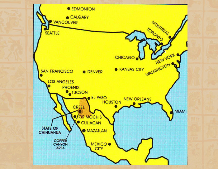 Run Usa Map.Mexico S Long Distance Running Tradition