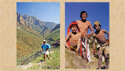 Part of traditional Tarahumara way of life