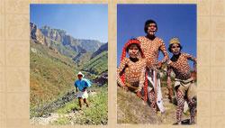 Part of traditional Tarahumara way of life