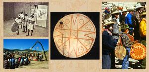 Tarahumara drumming: a 'divine alarm clock'