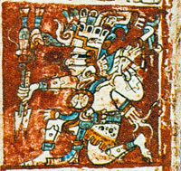 K'uk'ulkan, Codex Dresden p. 49