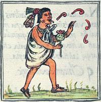 Song of Atlahua, Florentine Codex Book 2