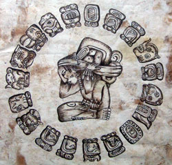 The Maya and the burden of time?