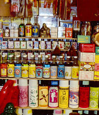 Picture 18: Traditional medicines/remedies on sale in Mexico today