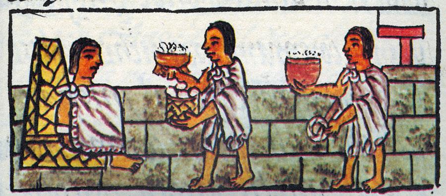 Aztec Comal